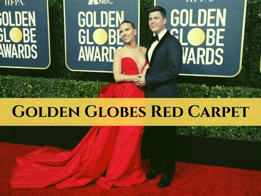 Golden Globes 2020 - Red Carpet