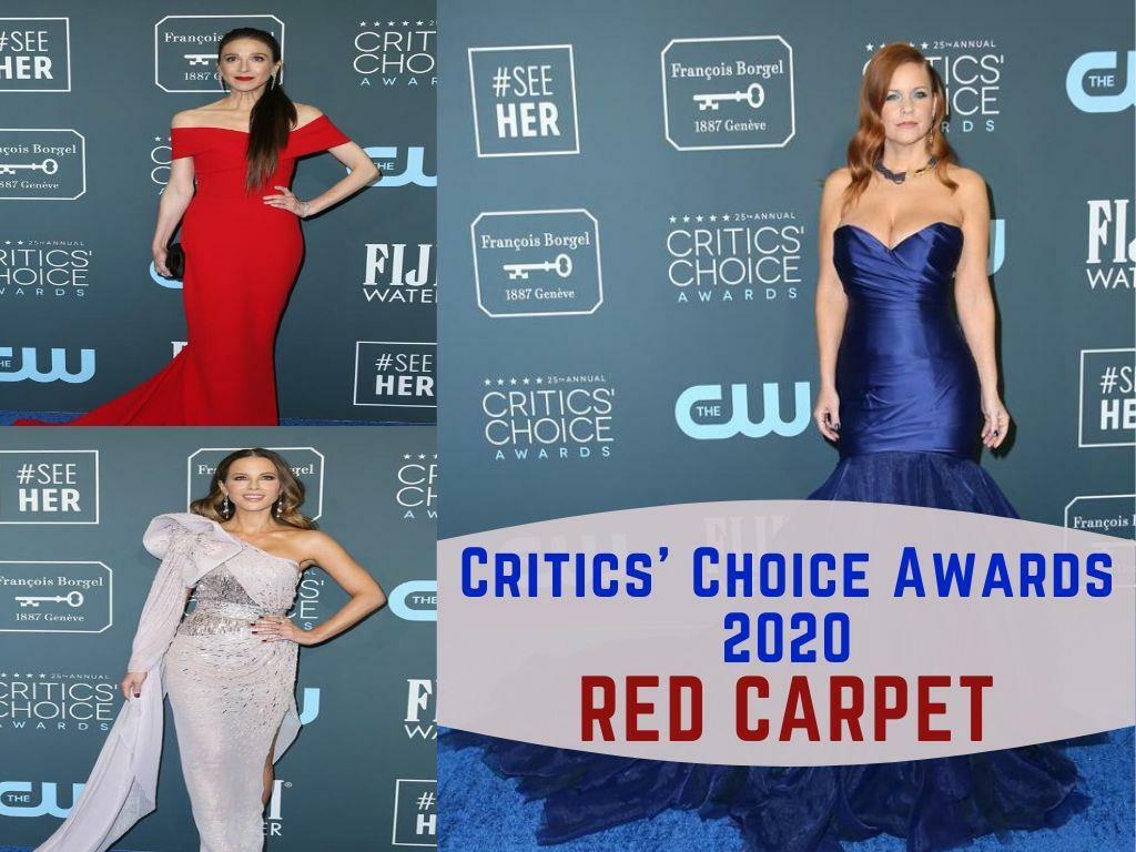 Critics' Choice Awards 2020 - Red Carpet