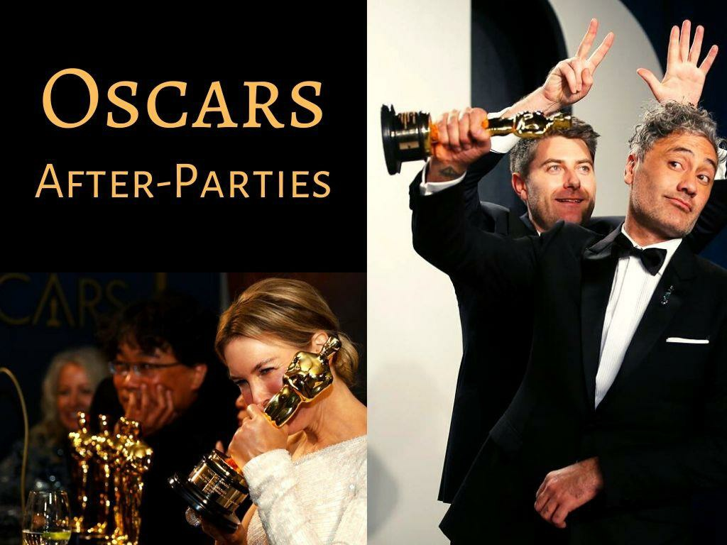 2020 Oscars After Parties