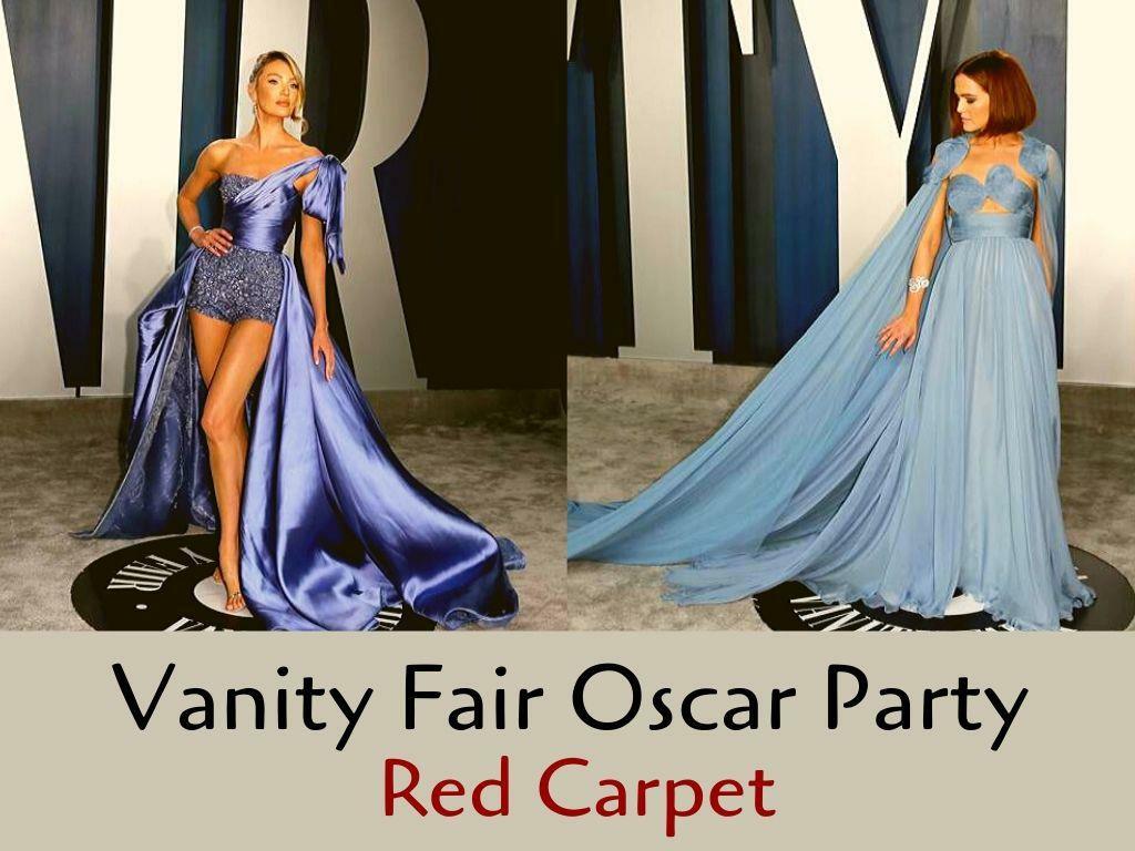 Vanity Fair Oscar Party 2020 - Red Carpet