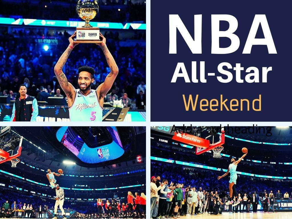 NBA All-Star weekend 2020