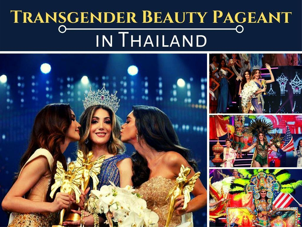 Transgender Beauty Pageant 2020 in Thailand