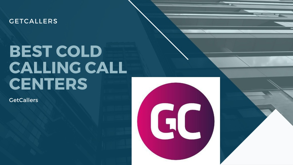 Best cold calling call centers - GetCallers
