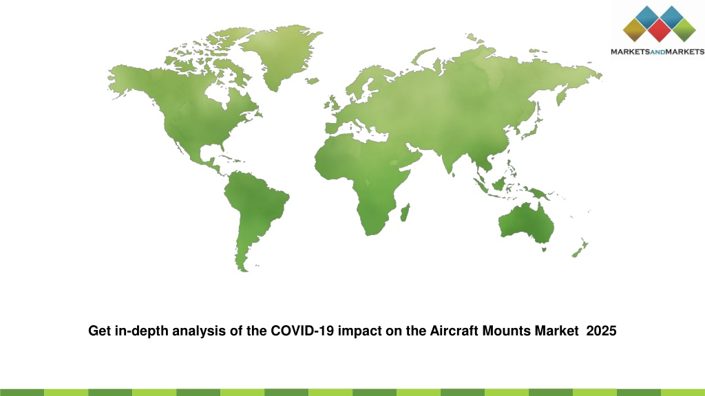 Get in-depth analysis of the COVID-19 impact on the Aircraft Mounts Market 2025