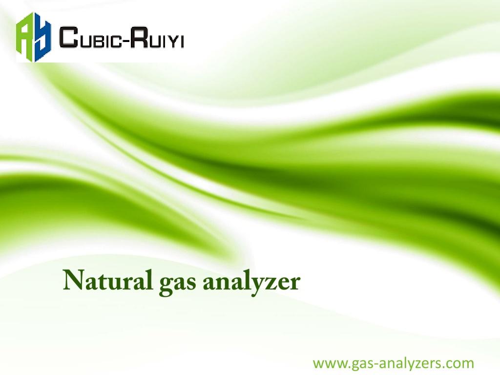 Natural Gas Analyzer