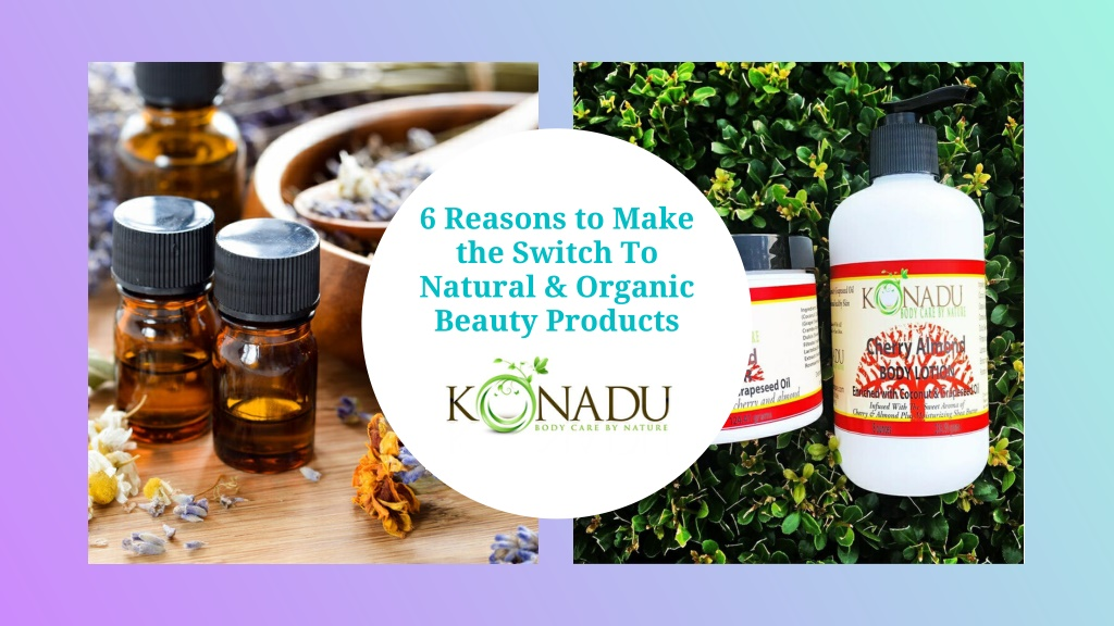 Buy Organic and Natural Beauty Products Online