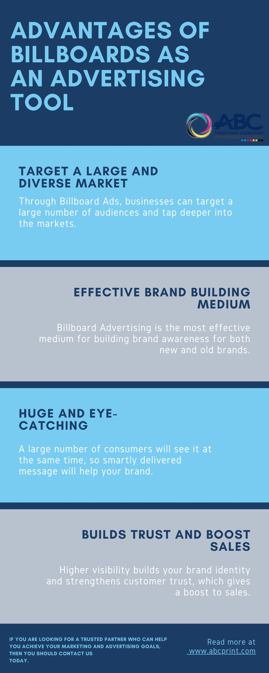 Advantages of Billboards as an Advertising Tool