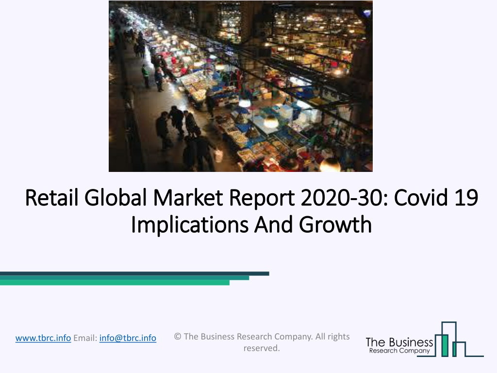 Retail Market Top Leading Player, Emerging Trends, Region Forecast To 2030